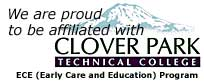 We are proud to be affiliated with Clover Park Technical College